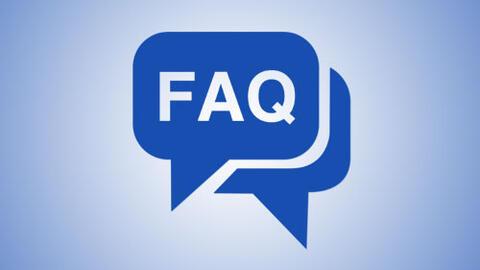 Câu hỏi thường gặp dành dành cho Sở, Phòng, trường